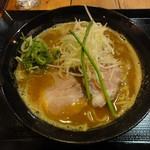 実咲庵 - 料理写真:カレーラーメン