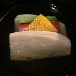 GINZA 水野 - 京野菜の椀