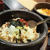 シジャン - 料理写真:ダッカルビ石焼ビビンバとミニチゲセット