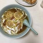 中園亭 - 檸檬湯麺