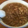 牛牛うどん - 料理写真:肉うどん=650円