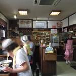 たぬき屋 - 店内
