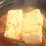 ケイストーリー - キムチチゲ 豆腐リフト