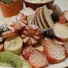 ホーリーカフェプラス - 料理写真:アップで