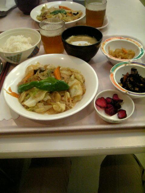検察庁 食堂1