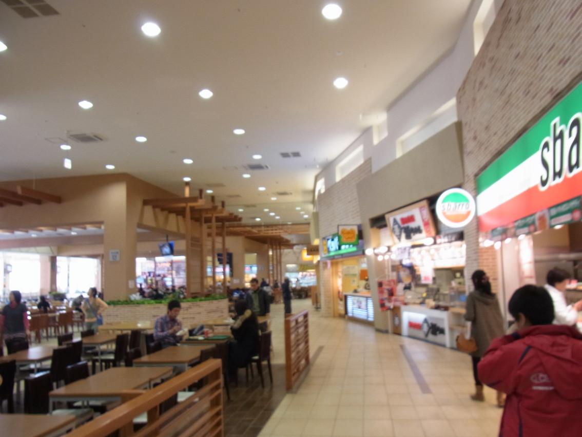 丸亀製麺 イオンモール日の出店