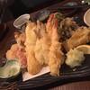 魚がし厨房 湊屋 - 料理写真:天ぷら盛合せ