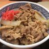 吉野家 - 料理写真:牛丼 並 380円
