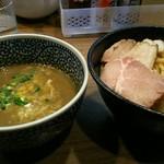 63404305 - 極濃煮干しつけ麺(中盛り)¥880