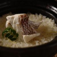 ごはんや一芯 - 土鍋炊き 鯛めし