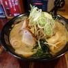 北海道らーめん ひむろ - 料理写真:「札幌みそらーめん」は麺少なめ、モヤシ大盛り、ハーフチャーシュ追加