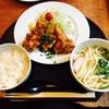 祇園亭 - 料理写真:唐揚げ定食(¥900)