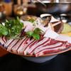 仙人小屋 - 料理写真:熊焼肉定食☆