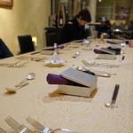 トゥ・ラ・ジョア - 10席のテーブル