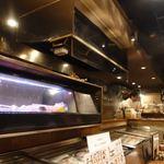 おさかなや 魚魚権 - 店内