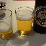 梅華 - キリンラガー瓶