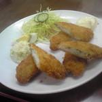 フォレスト - 白身魚フライ
