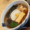 総本家 小松庵 - 料理写真:おかめそば(1,450円+税)2017年2月