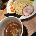 麺屋ぬかじ - つけ麺 2017.3