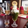 スイーツバー メルティ 100グラム - 料理写真:自作パフェ@横のグラスはあとがけラム酒