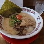 麺 dining だいふく - 塩豚骨