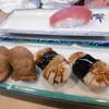 三平寿司 - 料理写真:お稲荷さん、ホタテ