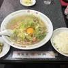 光 中央軒 - 料理写真:チャンポン定食