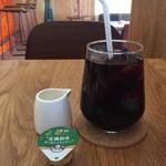 マロ ガレット アンド キッシュ - アイスコーヒー