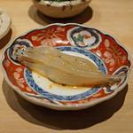 鮨心 - 白魚
