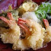 そば処 橋本 - 料理写真:小エビぶっかけ蕎麦