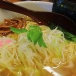 麺屋 燕 - 和風塩!アップップ
