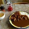 カレーの店 テラス - 料理写真:ジンカレー500円。