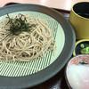 龍野西サービスエリア(上り線)スナックコーナー・フードコート  - 料理写真:★★★ ざる蕎麦 香りはまあまあ、機械打ちっぽいので食感がもうひとつ