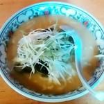 味の味噌一 - 味の味噌一@平塚 味噌ラーメン・並