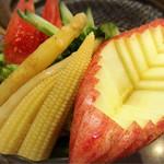 焼肉 せんりゅう - ☆サラダ☆