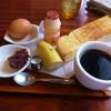 ますみ - 料理写真:ブレンドコーヒーとモーニングサービス