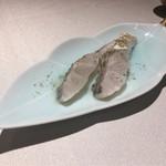 63475791 - 竹岡1.7kg太刀魚の炙り