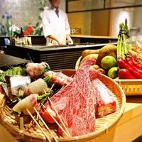 お野菜や魚介などの旬食材!食材の良さを炭火で引き出します!!