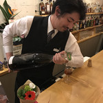 Cafe & Bar Switch - 店長