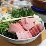 山さき - 料理写真:ねぎま鍋