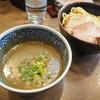 煮干しつけ麺 宮元 - 料理写真:極濃煮干しつけ麺830円+中盛り50円