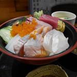 塚本鮮魚店 - 「特上海鮮丼」
