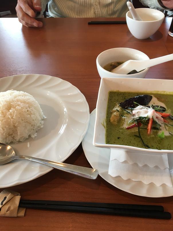 グッドフレンド タイ・インド料理