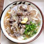 野口製麺 - 料理写真:肉うどん