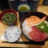 魚力寿司 - 料理写真:朝の海鮮丼 ¥540-