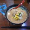 喜久屋 - 料理写真:北海道味噌ハーフらーめん ¥620-