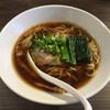 かれん - 料理写真:「醤油そば」750円