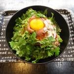 63512649 - パクチービーフ丼