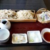 百壱 楠 - 料理写真:天もり二色