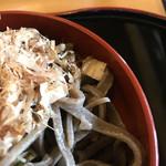 八重垣 - 蕎麦〜〜
